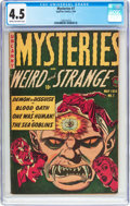Golden Age (1938-1955):Horror, Mysteries #7 (Superior Comics, 1954) CGC VG+ 4.5 Cream to off-whitepages....