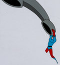 Animation Art:Production Cel, Superman/Aquaman Hour of Adventure The Atom Production CelSequence and Drawing Group of 6 (Filmation, 1967).... (Total: 6 )