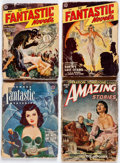 Pulps:Miscellaneous, Assorted Pulps Group of 6 (Various, 1930s-50s) Condition: Average FR.... (Total: 6 Items)