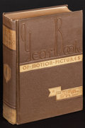 """Movie Posters:Miscellaneous, Film Daily Year Book of Motion Pictures (Film and Television Daily, 1936). Hardcover Book (1216 Pages, 6"""" x 9""""). Miscellaneo..."""