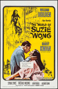 """Movie Posters:Romance, The World of Suzie Wong (Paramount, R-1965). One Sheet (27"""" X 41""""), Lobby Card Set of 8 (11"""" X 14""""), and Uncut Pressbook (12... (Total: 10 Items)"""