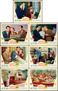 """Mr. Blandings Builds His Dream House (RKO, 1948). Lobby Cards (7) (11"""" X 14""""). ... (Total: 7 Items)"""