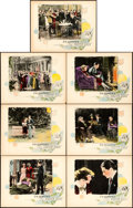 "Movie Posters:Romance, The White Rose (United Artists, 1923). Lobby Cards (7) (11"" X14"").. ... (Total: 7 Items)"
