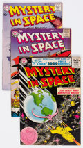 Silver Age (1956-1969):Science Fiction, Mystery in Space Group of 27 (DC, 1956-65) Condition: AverageVG.... (Total: 27 Comic Books)