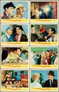 "Movie Posters:Comedy, It's a Mad, Mad, Mad, Mad World (United Artists, 1963). Lobby CardSet of 8 (11"" X 14"").. ... (Total: 8 Items)"