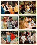 """Movie Posters:Elvis Presley, Spinout (MGM, 1966). Color Photo Set of 12 (8"""" X 10"""").. ... (Total:12 Items)"""