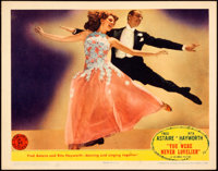 """You Were Never Lovelier (Columbia, 1942). Lobby Card (11"""" X 14"""")"""
