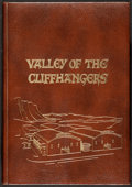 """Movie Posters:Serial, Valley of the Cliffhangers (Jack Mathis, 1975). Limited EditionHardcover Book (448 Pages, 12.5"""" X 17.5""""). Serial.. ..."""