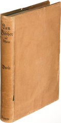 Books:Literature Pre-1900, Richard Harding Davis. Van Bibber and Others. New York:1892. First edition....