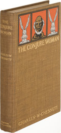 Books:Literature Pre-1900, Charles W. Chestnutt. The Conjure Woman. Boston and NewYork: 1899. First edition....