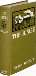 Books:Literature 1900-up, Upton Sinclair. The Jungle. New York: 1906. Firstedition....
