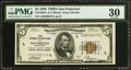 Small Size:Federal Reserve Bank Notes, Fr. 1850-L $5 1929 Federal Reserve Bank Note. PMG Very Fine 30.. ...