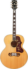 Musical Instruments:Acoustic Guitars, Circa 1960 Gibson J-200 Natural Acoustic Guitar, Serial # 24641....