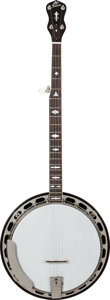 Musical Instruments:Banjos, Mandolins, & Ukes, 1928 Gibson TB-2 Dark Brown Stain 5-String Banjo, Serial # 8975-3....