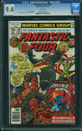 Bronze Age (1970-1979):Superhero, Fantastic Four #188 - WESTPORT COLLECTION (Marvel, 1977) CGC NM 9.4 White pages.