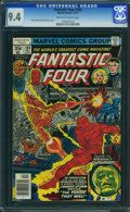 Bronze Age (1970-1979):Superhero, Fantastic Four #189 - WESTPORT COLLECTION (Marvel, 1977) CGC NM 9.4 Off-white to white pages.