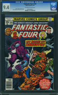 Bronze Age (1970-1979):Superhero, Fantastic Four #193 - WESTPORT COLLECTION VOL 2 (Marvel, 1978) CGC NM 9.4 Off-white to white pages.