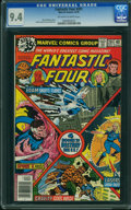 Bronze Age (1970-1979):Superhero, Fantastic Four #201 - WESTPORT COLLECTION (Marvel, 1978) CGC NM 9.4 Off-white to white pages.