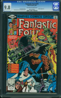 Modern Age (1980-Present):Superhero, Fantastic Four #219 - WESTPORT COLLECTION VOL 2 (Marvel, 1980) CGC NM/MT 9.8 Off-white to white pages.