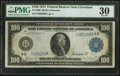 Large Size:Federal Reserve Notes, Fr. 1098 $100 1914 Federal Reserve Note PMG Very Fine 30.. ...