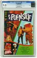 Bronze Age (1970-1979):Miscellaneous, H.R. Pufnstuf #1 File Copy (Gold Key, 1970) CGC VF/NM 9.0 Off-whiteto white pages. Photo cover. Overstreet 2005 VF/NM 9.0 v...