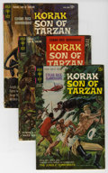 Silver Age (1956-1969):Adventure, Korak, Son of Tarzan #1-59 Full Run (Gold Key and DC, 1964-75)Condition: FN. An unbroken run of the entire series, spanning...(Total: 59 Comic Books)