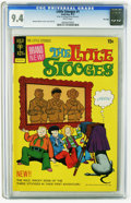 Bronze Age (1970-1979):Humor, The Little Stooges #1 File Copy (Gold Key, 1972) CGC NM 9.4 Whitepages. Norman Maurer story, cover, and art. Overstreet 200...