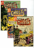 Silver Age (1956-1969):Horror, Many Ghosts of Dr. Graves #8-15 Group (Charlton, 1968-69)Condition: Average FN+. Artists include Steve Ditko, Jim Aparo,an... (Total: 9 Comic Books)