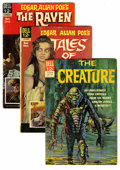 Silver Age (1956-1969):Miscellaneous, Movie Classics Group (Dell, 1956-69) Condition: VG/FN. Includedhere are adaptations of Around the World Under the Sea, Ba...(Total: 26 Comic Books)