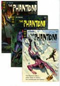 Silver Age (1956-1969):Adventure, Phantom Silver Age Group (Gold Key and Others, 1962-67) Condition: GD. In addition to all but one issue of the Gold Key seri... (Total: 20 Comic Books)