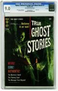 Silver Age (1956-1969):Horror, Ripley's Believe It or Not! True Ghost Stories #1 File Copy (GoldKey, 1965) CGC VF/NM 9.0 Off-white to white pages. Photo ...