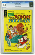 Bronze Age (1970-1979):Cartoon Character, The Roman Holidays #1 File Copy (Gold Key, 1973) CGC NM 9.4 Whitepages. Overstreet 2005 NM- 9.2 value = $60. CGC census 12/...
