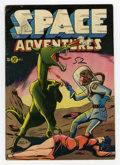Golden Age (1938-1955):Science Fiction, Space Adventures #2 (Charlton, 1952) Condition: VG+. Frank Frollocover. Art by Frollo, Dick Giordano, John Belfi, and Art C...