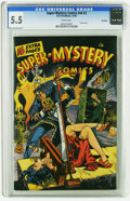 Golden Age (1938-1955):Horror, Super-Mystery Comics V6#3 Big Apple pedigree (Ace, 1946) CGC FN-5.5 White pages. Torture cover and story. Overstreet 2005 F...