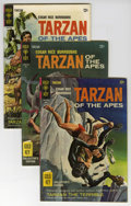 Bronze Age (1970-1979):Miscellaneous, Tarzan of the Apes #150-258 And More Box Lot (Gold Key, DC, andMarvel, 1965-79). An unbroken run of the last seven years of...
