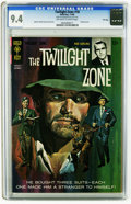 Silver Age (1956-1969):Science Fiction, Twilight Zone #18 File Copy (Gold Key, 1966) CGC NM 9.4 Off-white to white pages. Alberto Giolitti and Joe Certa art. Painte...