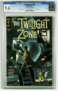 Silver Age (1956-1969):Science Fiction, Twilight Zone #26 File Copy (Gold Key, 1968) CGC NM+ 9.6 Off-whiteto white pages. Andre LeBlanc art. Painted cover. Overstr...