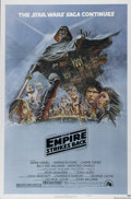 "Movie Posters:Science Fiction, The Empire Strikes Back (20th Century Fox, 1980). One Sheet (27"" X41""). Epic space battles and a hint of romance made audie..."