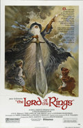 "Movie Posters:Animated, The Lord of the Rings (United Artists, 1978). One Sheet (27"" X41""). When Peter Jackson was still a New Zealand school boy, ..."