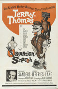 """Movie Posters:Comedy, Operation Snatch (Continental Distributing Inc., 1962). One Sheet (27"""" X 41""""). This war comedy starring Terry-Thomas and Osc..."""