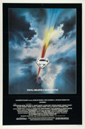 """Movie Posters:Fantasy, Superman, the Movie (Warner Brothers, 1978). One Sheet (27"""" X 41""""). Christopher Reeve stars in the blockbuster film about an..."""