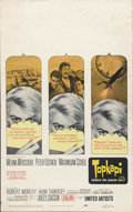 """Movie Posters:Adventure, Topkapi (United Artists, 1964). Window Card (14"""" X 22""""). One of thebest caper films around, the idea here is to steal a jew..."""