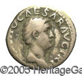 Ancients:Roman, Ancients: Otho. A.D. 69. AR denarius (19 mm, 2.82 g). Bare headright / Ceres standing left, holding grain ears and cornucopiae.RIC p...