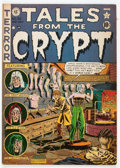 Golden Age (1938-1955):Horror, Tales From the Crypt #25 (EC, 1951) Condition: VG/FN....