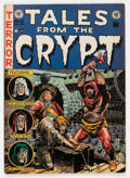 Golden Age (1938-1955):Horror, Tales From the Crypt #31 (EC, 1952) Condition: VG....