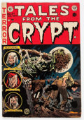 Golden Age (1938-1955):Horror, Tales From the Crypt #37 (EC, 1953) Condition: VG/FN....