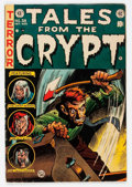 Golden Age (1938-1955):Horror, Tales From the Crypt #38 (EC, 1953) Condition: VG+....