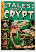 Golden Age (1938-1955):Horror, Tales From the Crypt #40 (EC, 1954) Condition: FN-....
