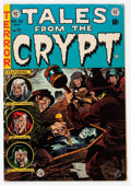 Golden Age (1938-1955):Horror, Tales From the Crypt #42 (EC, 1954) Condition: VG/FN....