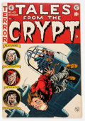 Golden Age (1938-1955):Horror, Tales From the Crypt #43 (EC, 1954) Condition: FN-....
